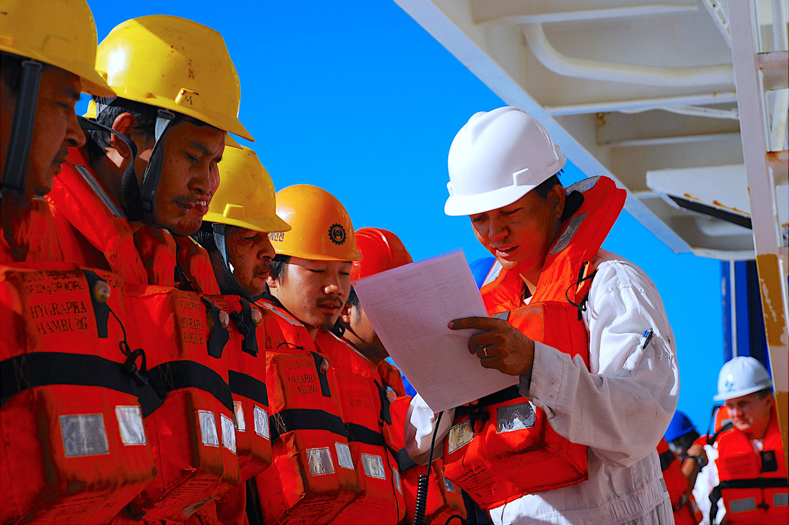Uniteam Marine Crew Management