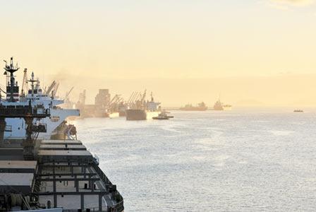 Uniteam Marine Ship Management Harbor